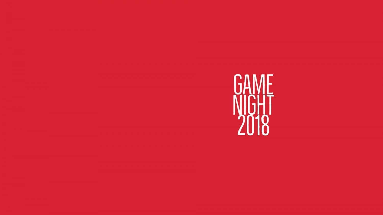 Game Night 2018 Titelbild
