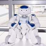 RoboNight Roboter Nao