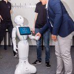 RoboNight Roboter Pepper01