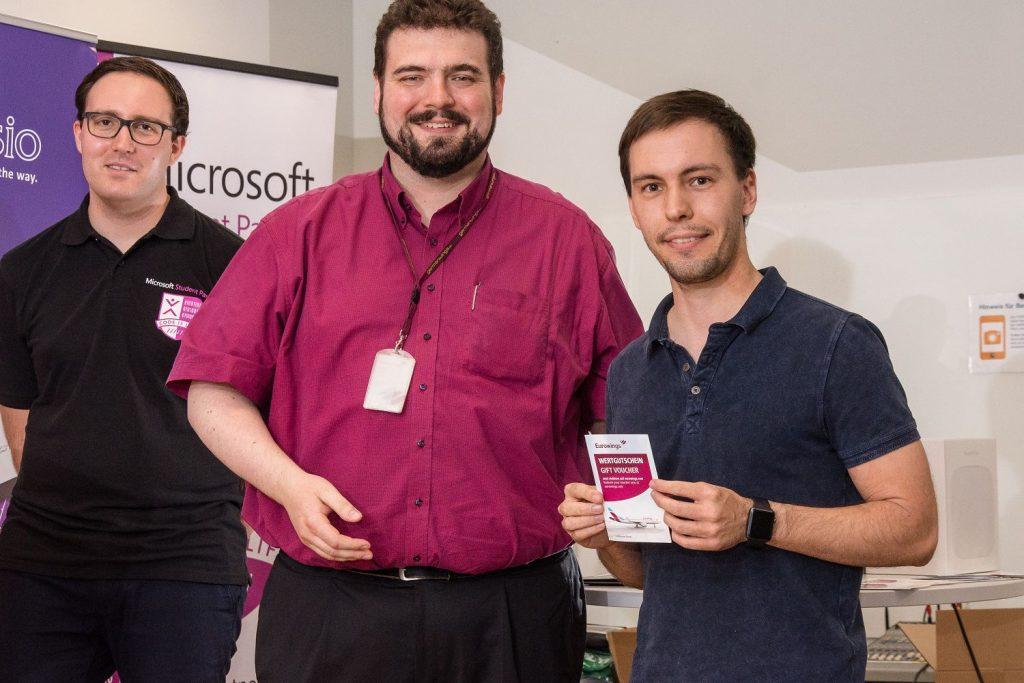 Technology Night 2018 Gewinnspiel 14