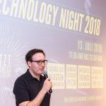 RoboNight Lennart Woermer TechnologyNight2018