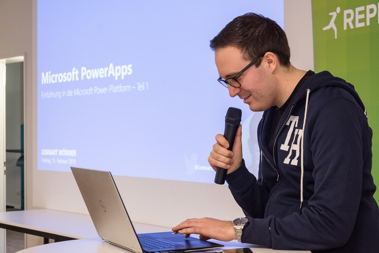 Empower Studies PowerApps Lennart Woermer 03