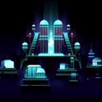 Vectornator iOS App Neon Palace