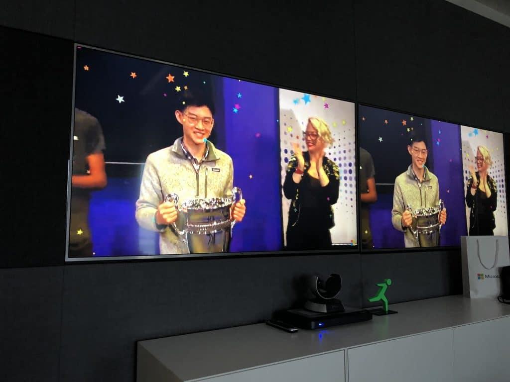 Microsoft Build 2019 Public Viewing Imagine Cup 2019 Winner