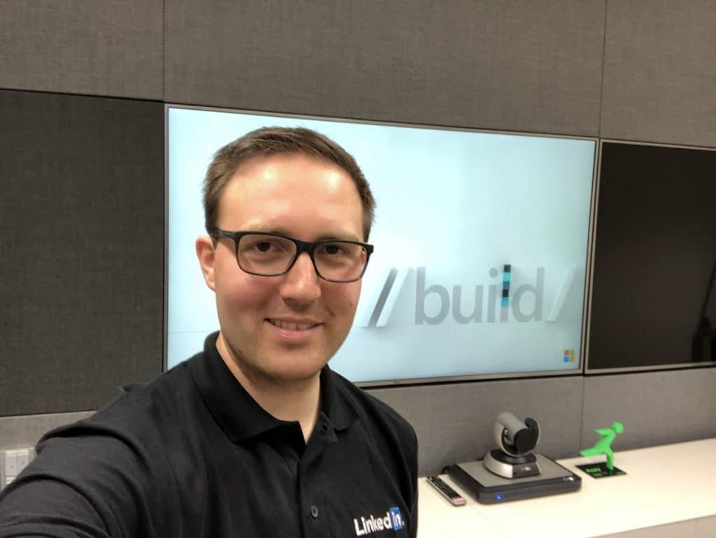 Microsoft Build 2019 Public Viewing Lennart Woermer e1557247746283