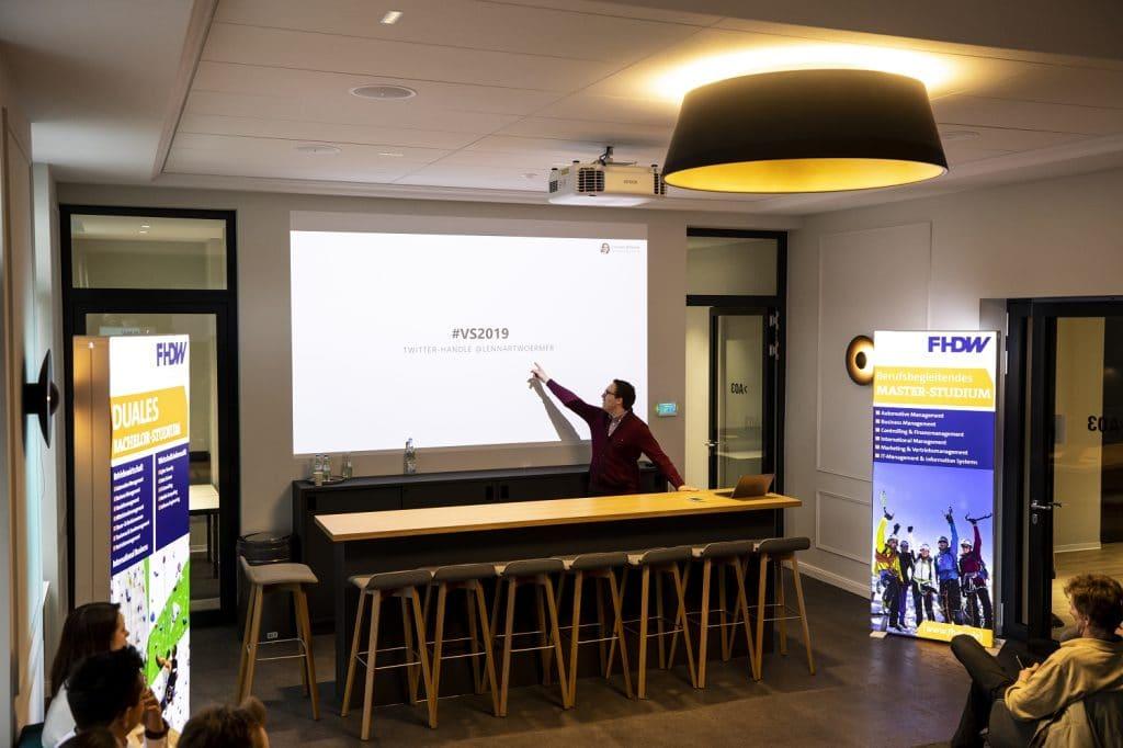 Visual Studio 2019 Launch Event Lennart Woermer