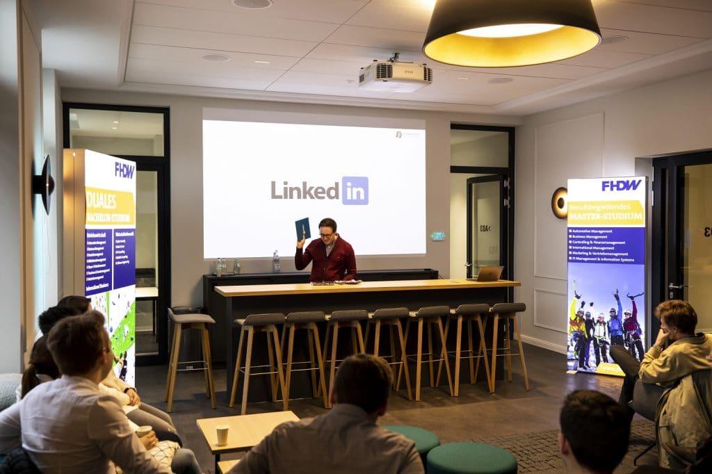 Visual Studio 2019 Launch Event Lennart Woermer LinkedIn 03