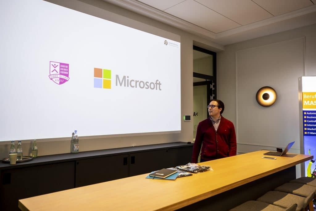Visual Studio 2019 Launch Event Lennart Woermer Microsoft MSP