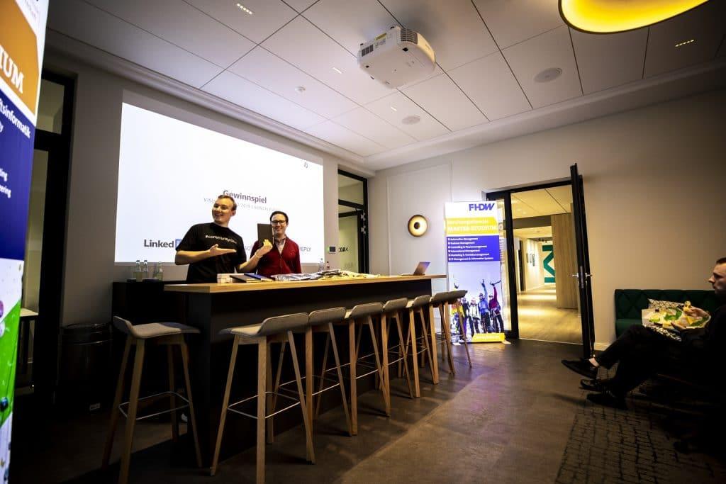 Visual Studio 2019 Launch Event Lennart Woermer Robert Horrion Gewinnspiel 03