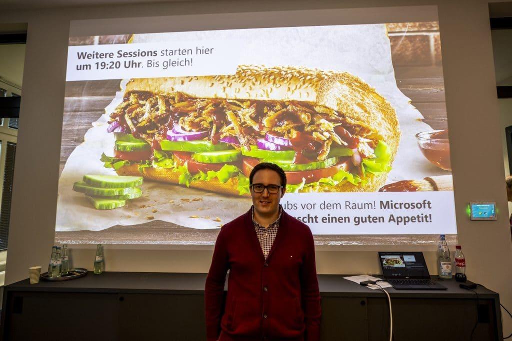 Visual Studio 2019 Launch Event Lennart Woermer Subway 01