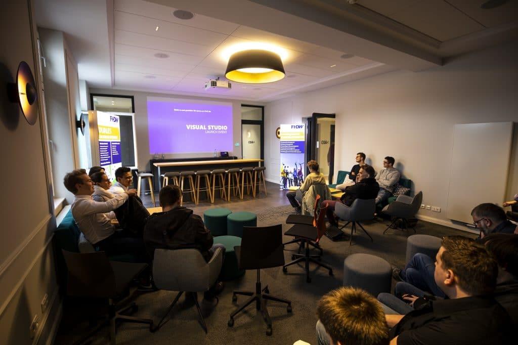 Visual Studio 2019 Launch Event Publikum 01