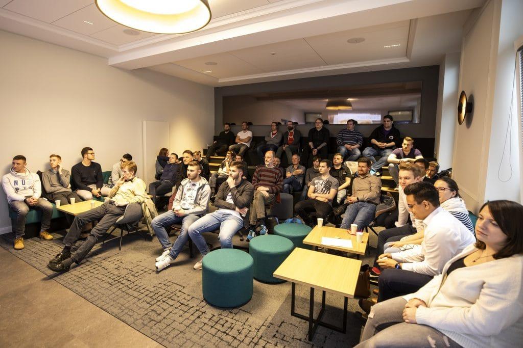 Visual Studio 2019 Launch Event Publikum 02