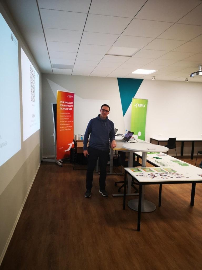 FHDW Office365 Ziemlich Beste Freunde BG 2019 Publikum Lennart Woermer