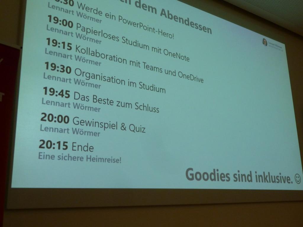 FHDW Office 365 Ziemlich Beste Freunde Marburg 2020 Agenda