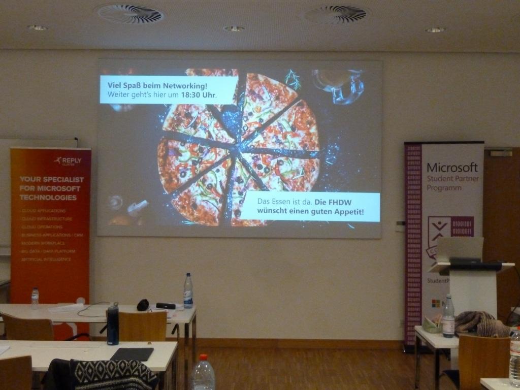 FHDW Office 365 Ziemlich Beste Freunde Marburg 2020 Pizzapause 01
