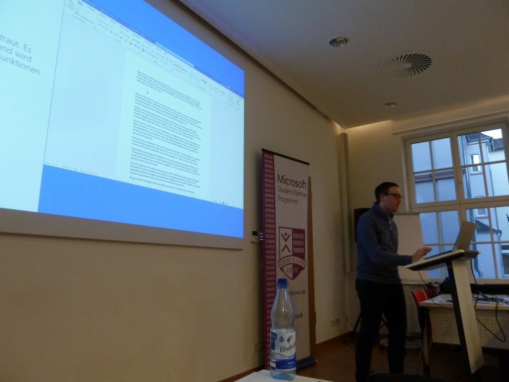 FHDW Office 365 Ziemlich Beste Freunde Marburg 2020 Programm 01