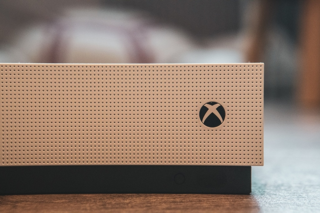 Xbox One S Fan Replacement Xbox Logo