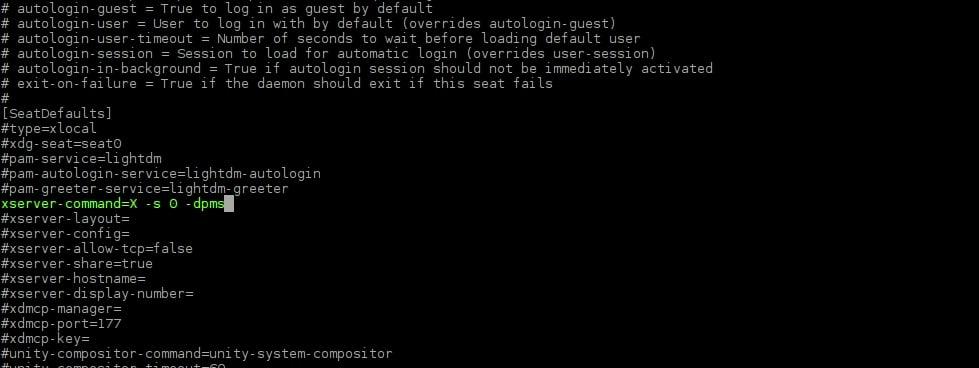 MagicMirror Installation Screen Saver