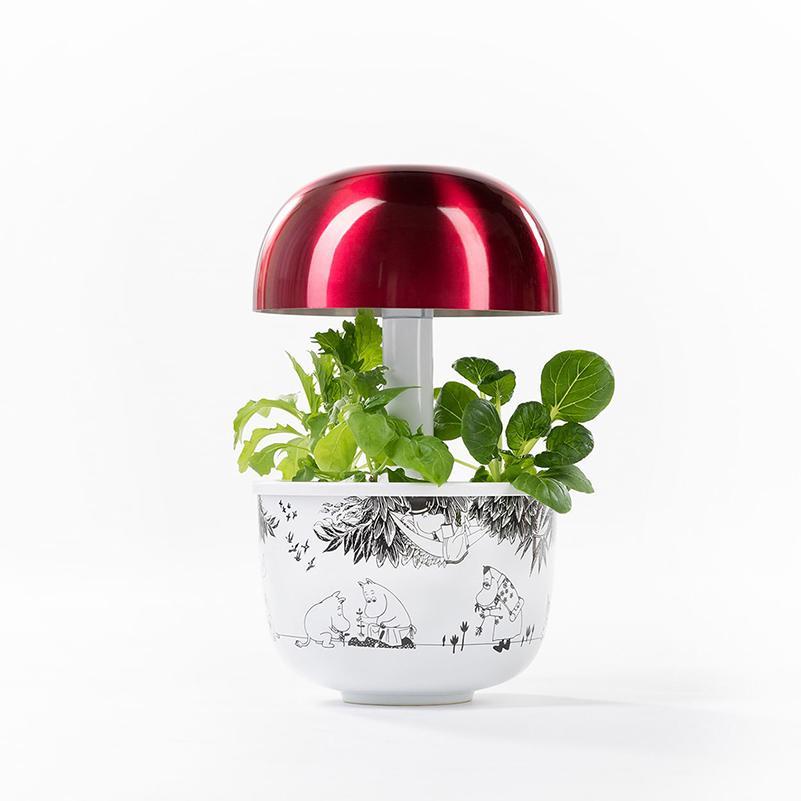 Plantui Smart Garden Official Moomin