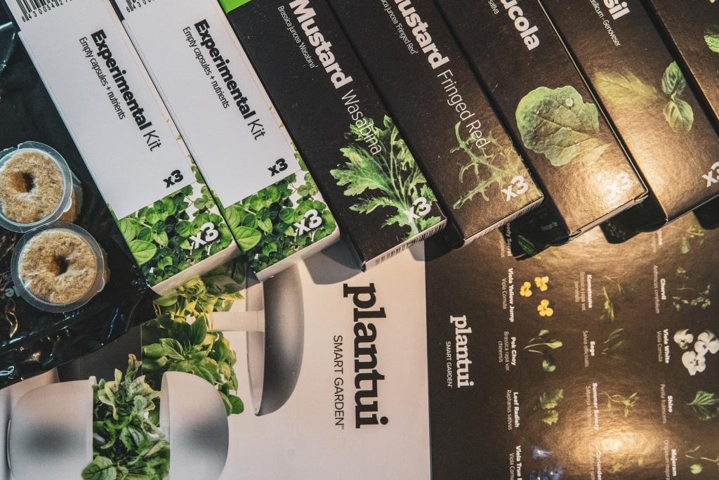 Plantui Smart Garden Plants Capsules 01