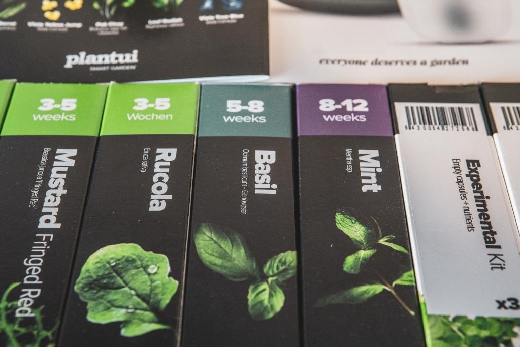 Plantui Smart Garden Plants Capsules 02