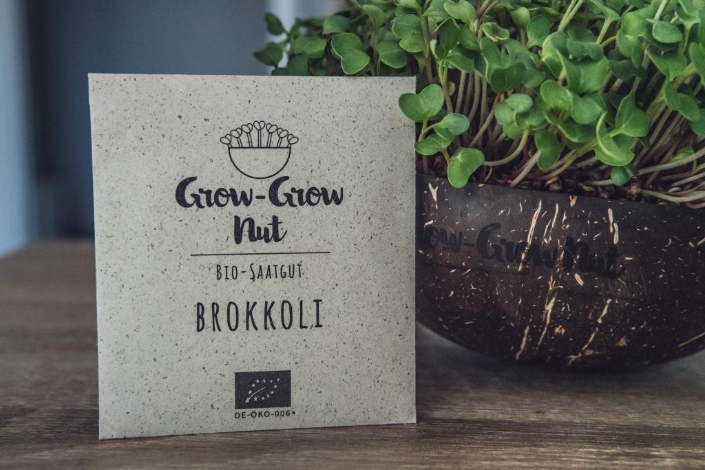 Grow Grow Nut Samen 01