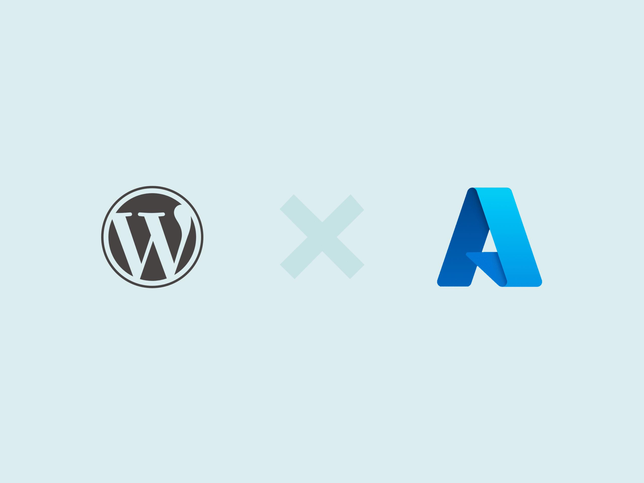 Azure CDN WordPress Configuration Titelbild